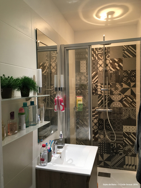 Salle de bain rennes nos r alisations d couvrez nos salles for Difference salle d eau salle de bain