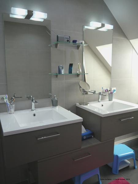 Salle de bain rennes nos realisations en r novation et for Creation salle de bain 3d