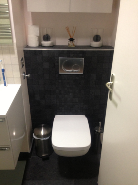 deco wc suspendu mosaique. Black Bedroom Furniture Sets. Home Design Ideas