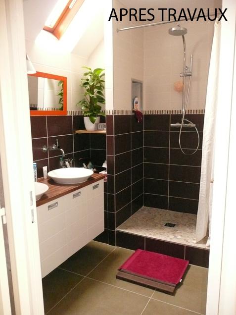 Salle de bain rennesNos réalisationsDécouvrez nos salles